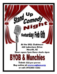 comedy flyer 2016